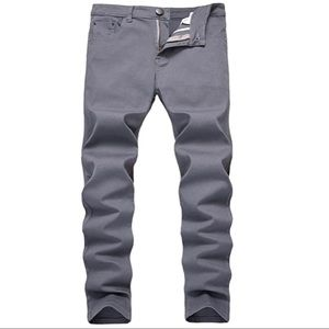 NITAGUT Men's Skinny Slim Fit Jeans Pants SZ 29